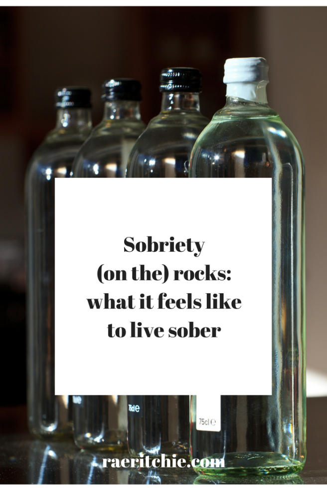 Sobriety (on the) rocks- what it feels like to live sober (1)