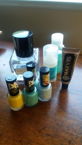 Four ways to freshen up for (almost) spring: Tuesday Reviews Day 31-01-2017 || Wash, brush, spray, paint || raeritchie.com