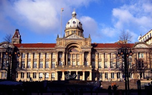 Birmingham Council House || #FiveThingsSaturday Art & Architecture in Birmingham || 28-01-2017 || raeritchie.com