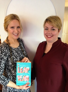 Rae Ritchie interviews Helen Russell, author of Leap Year and The Year of Living Danishly    19th January 2017    raeritchie.com