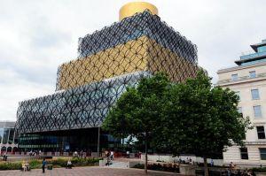 The Library of Birmingham || #FiveThingsSaturday Art & Architecture in Birmingham || 28-01-2017 || raeritchie.com