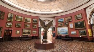 The Round Room, Birmingham Museum & Art Gallery || #FiveThingsSaturday Art & Architecture in Birmingham || 28-01-2017 || raeritchie.com