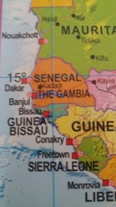Why 'The' Gambia & not just Gambia? || A Compendium of Curiosities: from barcodes to Moitessier via The Gambia || Things to read and watch online || Sunday Suggestions 29-01-2017 || raeritchie.com