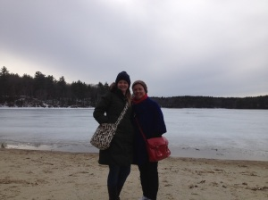 Walden Pond & scientific discovery || Sunday Suggestions 17-01-2017 || raeritchie.com