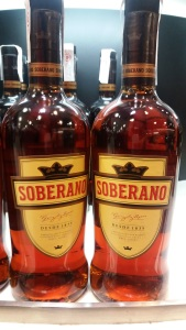Lost in translation: Soberano liquor || Clarity: why it is so hard to give up drinking || raeritchie.com