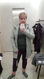 Loving Lululemon: exercise gear when you're overweight