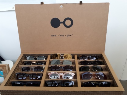 Pala Sunglasses - Eco, ethical and sustainable brands to buy: 'The journey of a thousand miles begins with one step'