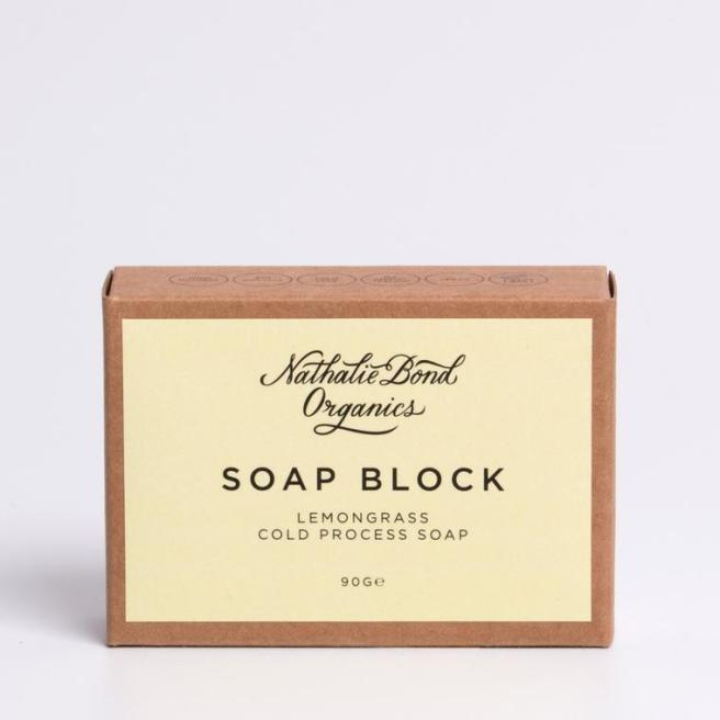 What can I do? One step towards ethical & sustainable beauty || Nathalie Bond Organics soap £7.50