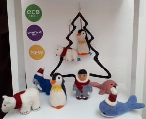 Christmas (yes in July): Following the Eco Trail at Home & Gift Buyers' Festival 2017