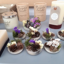 Candles: Following the Eco Trail at Home & Gift Buyers' Festival 2017