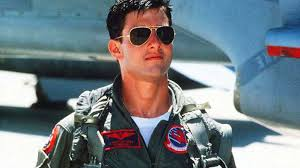 Tom Cruise popularised Ray-Ban aviators in the hit film Top Gun || In the shades: the enduring appeal of Ray-Ban sunglasses - raeritchie.com