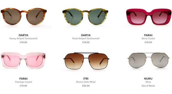 Pala sunglasses    International Sunglasses Day 2018: Ethical Options    raeritchie.com