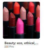 Ethical beauty