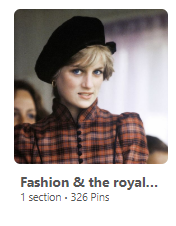 Fashion and the royal fashion